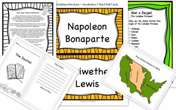 Louisiana Purchase - Lewis and Clark Expedition - Explorers - west