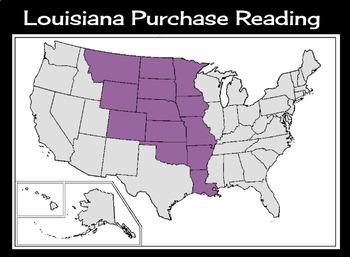 Louisiana Purchase Reading