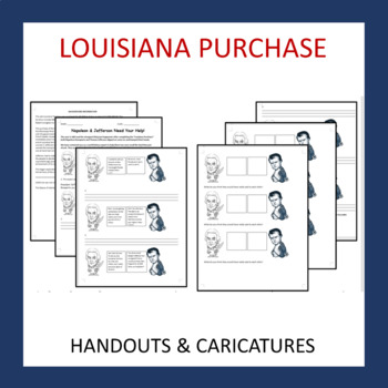 Louisiana Purchase - The Leaders Are Crazy - (Printable) + PPT With Answers