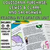 Louisiana Purchase, Lewis and Clark, & Sacagawea Unit
