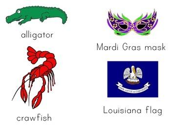 Louisiana  Puzzles