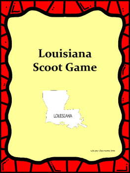 Louisiana Scoot Game