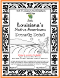 Louisiana Social Studies Booklet 9 - Louisiana's First Inhabitants