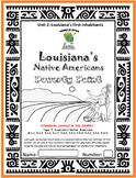 Louisiana Social Studies Booklet 9 - Louisiana's First Inhabitants