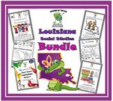 Louisiana Social Studies Booklet **BUNDLE**