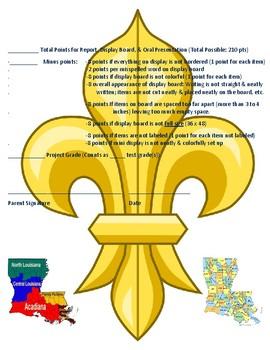 Louisiana Social Studies Project
