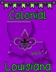 Louisiana Social Studies Scope and Sequence Binder Covers