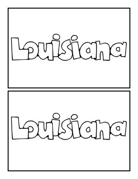 Louisiana State Book