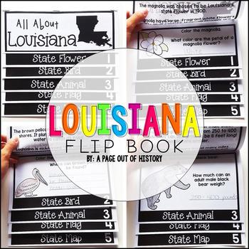 Louisiana State Flipbook