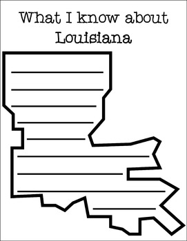 Louisiana State Pack