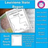 Louisiana State Report