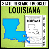Louisiana State Research Booklet