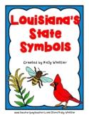 Louisiana State Symbol Cards