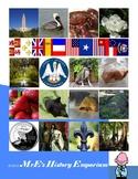 Louisiana State Symbols BINGO Game