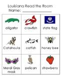 Louisiana State Symbols:  Read the Room Cards