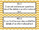 Louisiana Student Standards 1st Grade ELA I Can Statements - Color Coded