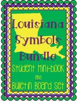 Louisiana Symbols Bundle
