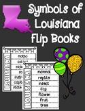 Louisiana Symbols Flip Books