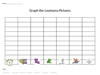 Louisiana Symbols-Math