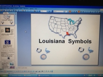 Louisiana State Symbols PowerPoint - Louisiana History