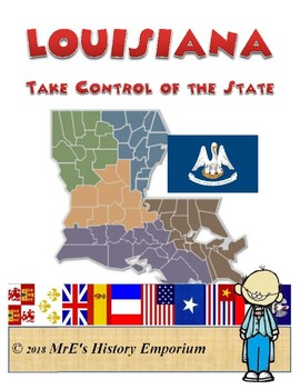 Louisiana – Take Control of the State