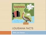 Louisiana - The Bayou State