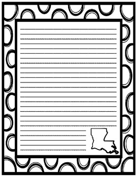 Louisiana Trickster Tale Writing Task with Scoring Rubric