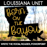 I Love Louisiana Unit