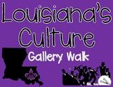 Louisiana's Culture Gallery Walk