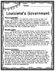 Louisiana's Government Introductory Article