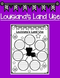 Louisiana's Land Use Graphic Organizer