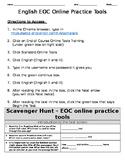 Louisiana's testing system for ELA high school EOC format
