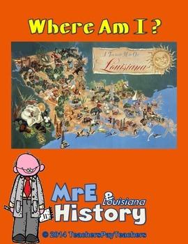 LOUISIANA - Where Am I?