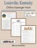 Louisville, Kentucky - Online Scavenger Hunt