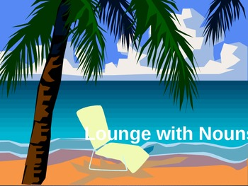 Lounge With Nouns
