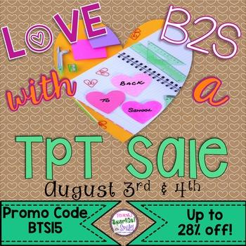 Love B2S Sale Button!!!!