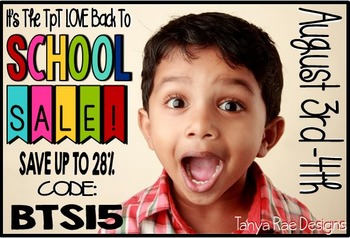 Love Back To School Sale Banners