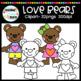 Love Bears Clipart