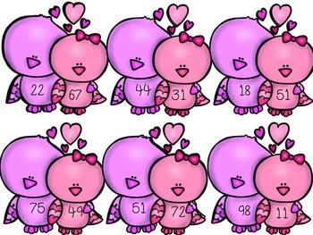 Love Bird Addition - Valentine Theme