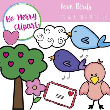 Love Bird Clipart