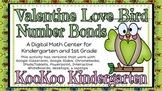 Love Bird Number Bonds-A Digital Math Center (Compatible w