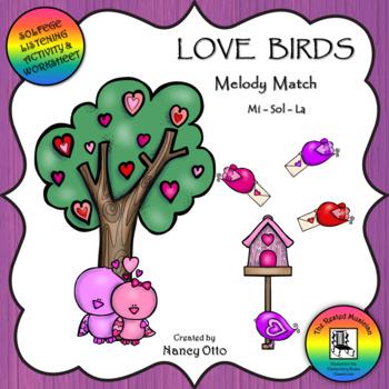Love Birds:  Melody Match - Mi-Sol-La