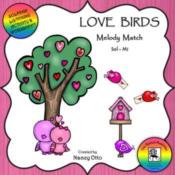 Love Birds:  Melody Match - Sol-Mi