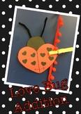 Love Bug Addition Craft