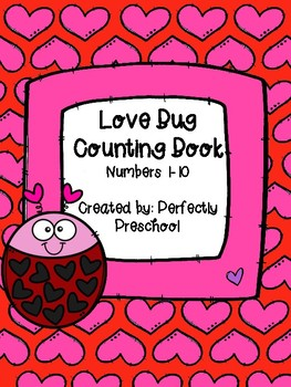 Love Bug Counting Book