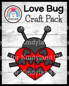 Valentine's Day Craft: Love Bug