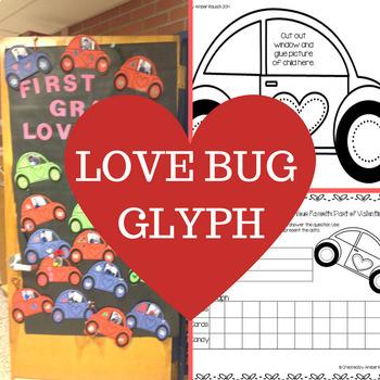 Love Bug Glyph {A Printable Valentine's Day Activity}