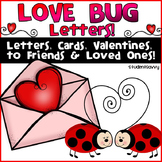Valentine's Day - Love Bug Valentines