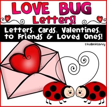 Valentine's Day - Love Bug Valentines
