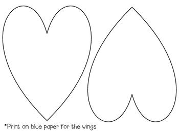 Love Bug Valentine Craft! FREEBIE!